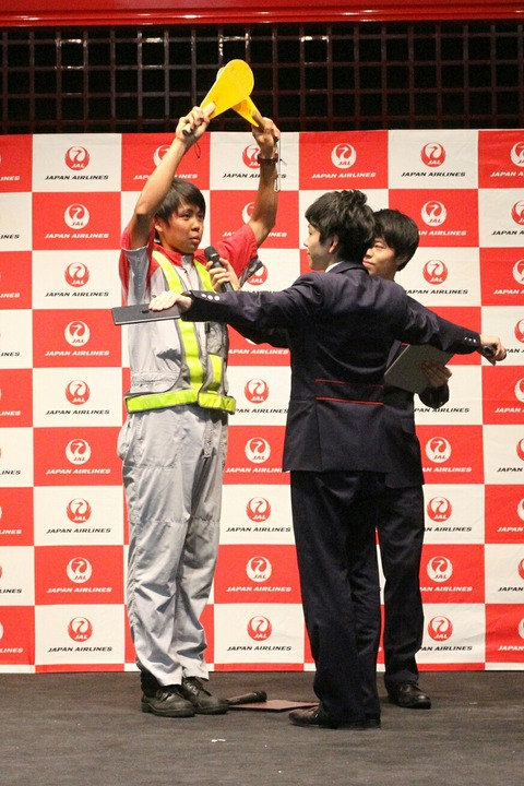 JAL ダンスパフォーマンス お仕事紹介 羽田 空の日フェスティバル