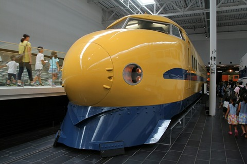 922形新幹線 電気軌道総合試験車 リニア・鉄道館