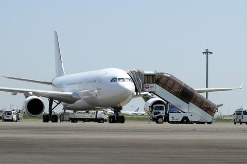 VP-CBE A330-200 Hongkong Jet RJTT