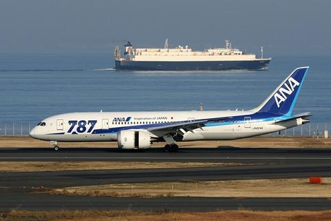 JA824A B787-8 ANA RJTT