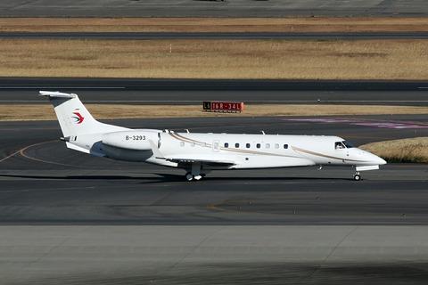 B-3293 Embraer EMB-135BJ Legacy 東方公務航空 RJTT