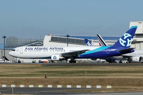 HS-AAB B767-300 AAQ RJAA