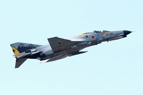 37-8315 F-4EJ ファントムⅡ Go for it‼ 301sq 百里基地航空祭
