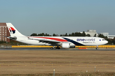 9M-MTO A330-300 MAS one world RJAA