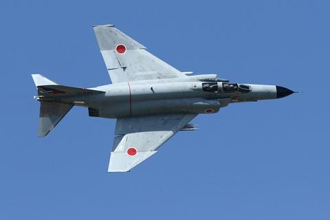 F-4EJ Phantom II 97-8424 RJAH 第30回 百里基地航空祭