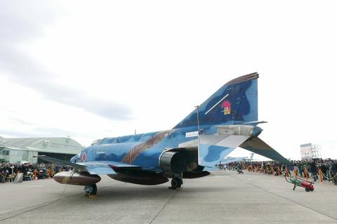 47-6905 RF-4E ファントムⅡ 501SQ final year 2020 百里基地航空祭