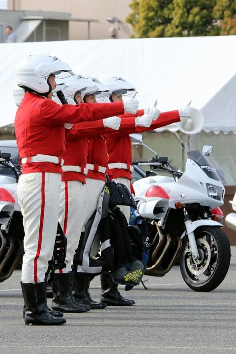 クイーンスターズ 第41回警視庁白バイ安全運転競技大会