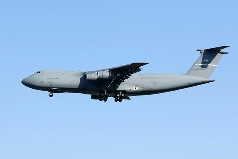 87-0032 C-5 USAF RJTY
