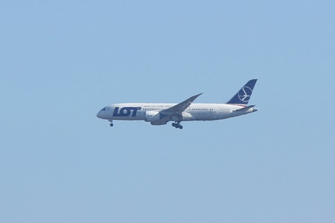 SP-LRC B787-8 LOT RJAA