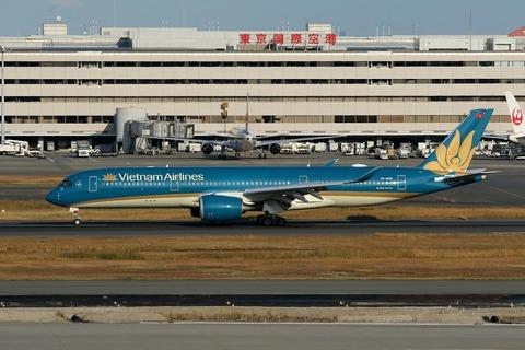 VN-A892 A350-900 HVN RJTT