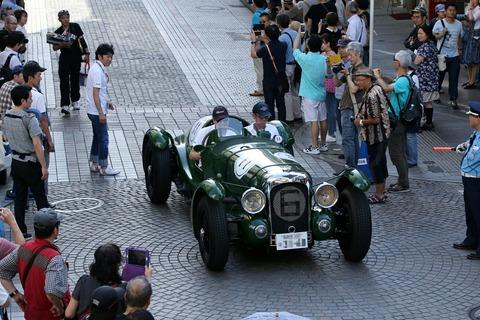 11 LAGONDA V12 1939 RALLY YOKOHAMA 2017