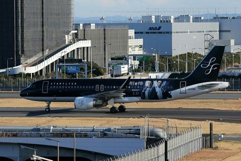 JA20MC A320-200 SFJ 相棒-劇場版Ⅳ-ジェット RJTT