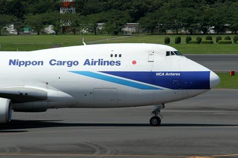 JA06KZ B747-400F NCA Antares RJAA