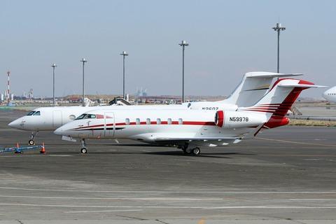 N59978 Bombardier BD-100 Challenger300 RJTT