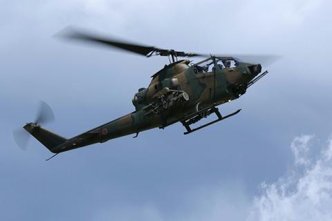 73453 AH-1S 陸上自衛隊 北宇都宮駐屯地 開設46周年記念行事