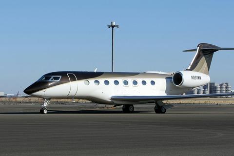 N891WW Gulfstream G650 RJTT