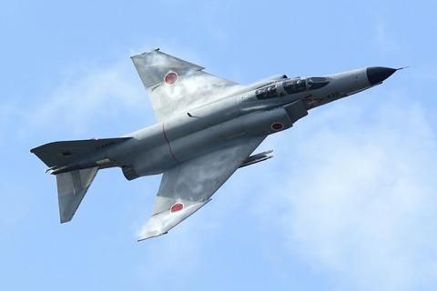 17-8439 F-4EJ ファントムⅡ 飛行展示 百里基地航空祭