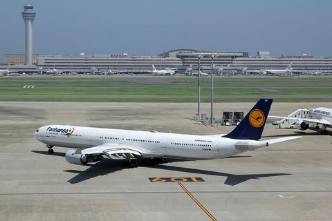 D-AIHQ A340-600 FANHANSA RJTT