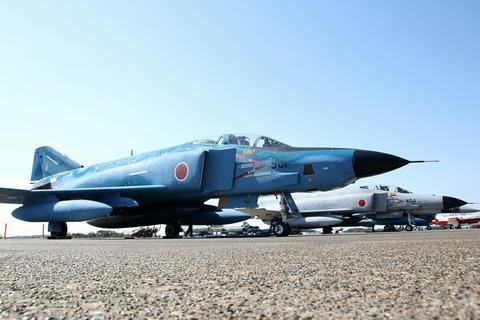 RF-4E Phantom II 47-6901 RJAH 第30回 百里基地航空祭