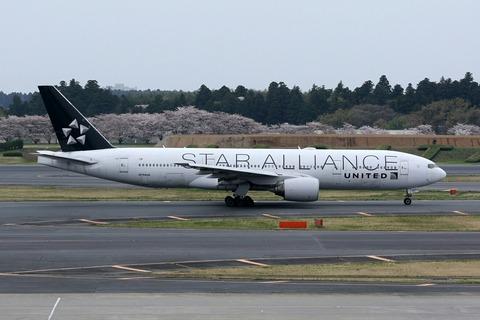 N794UA B777-200 UAL STAR ALLIANCE RJAA