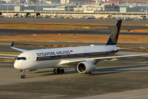 9V-SMG A350-900 SIA RJTT