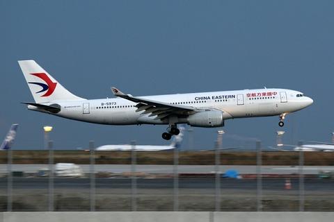 B-5973 A330-200 CES RJTT