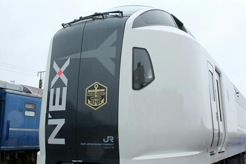 E259系 NEX Marine Express ODORIKO ふれあい鉄道フェスティバル