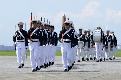 防衛大学校儀仗隊 木更津航空祭 陸上自衛隊 木更津駐屯地