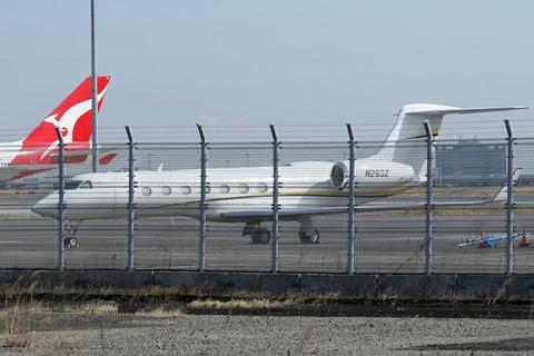 N260Z Gulfstream G550 RJTT