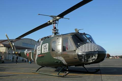 41714 UH-1 立川防災航空祭 陸上自衛隊 立川駐屯地