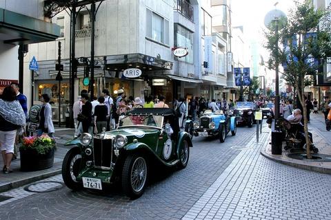 横浜元町ショッピングストリート RALLY YOKOHAMA 2018