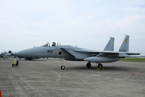 52-8952 F-15J Eagle RJTY 横田基地日米友好祭