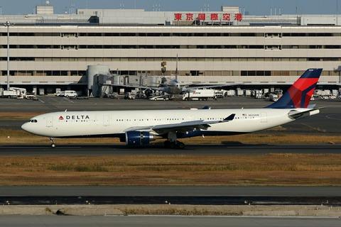 N826NW A330-300 DAL RJTT