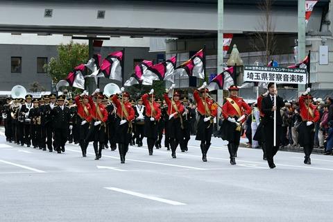 埼玉県警察音楽隊 世界のお巡りさんコンサート