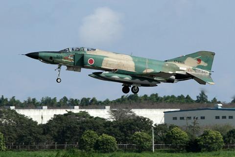 RF-4E Phantom II 47-6905 RJAH