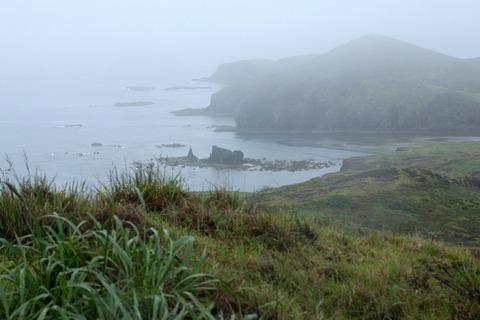 ケータ島エコツアー 大山山頂
