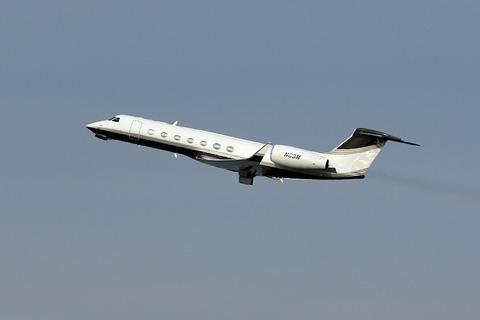N83M Gulfstream G-V RJTT