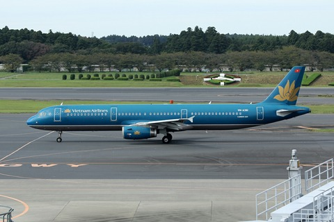 VN-A361 A321-200 HVN RJAA