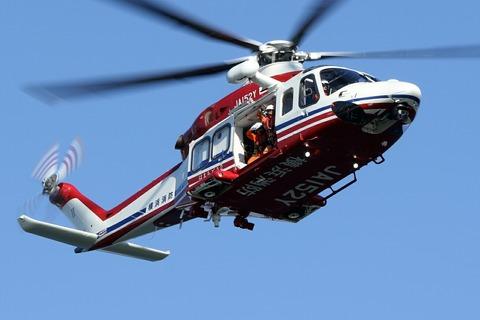 JA152Y AW139 はまちどり2 横浜市消防局航空隊 横浜消防出初式