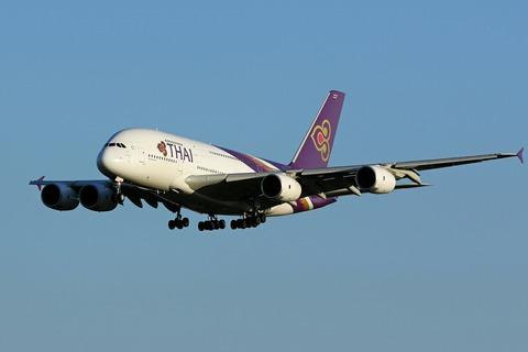 HS-TUE A380 THA RJAA