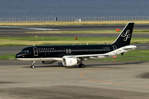 JA09MC A320-200 SFJ RJTT