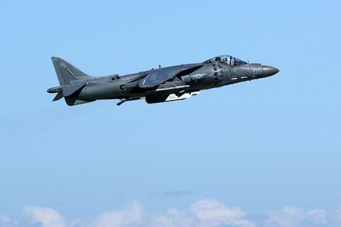 165398 AV-8B Harrier II 岩国基地フレンドシップ・デー2017