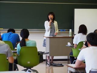 九州情報大学で講義をしてきました!