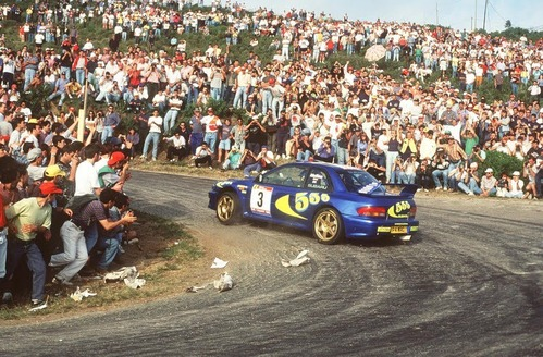1997 SUBARU IMPREZA WRC  ###