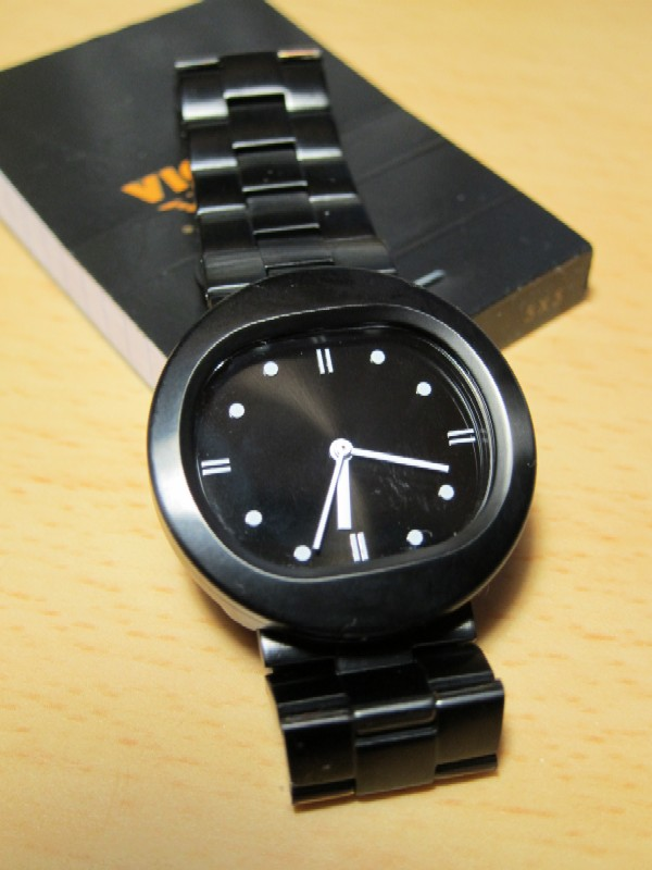 無印良品「振り子時計」