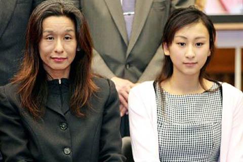浅田真央_舞姉妹の母_匡子さん