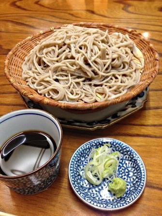 軽井沢蕎麦