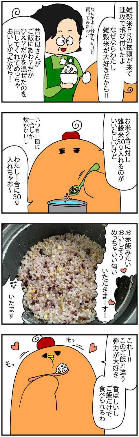 雑穀ブログ2