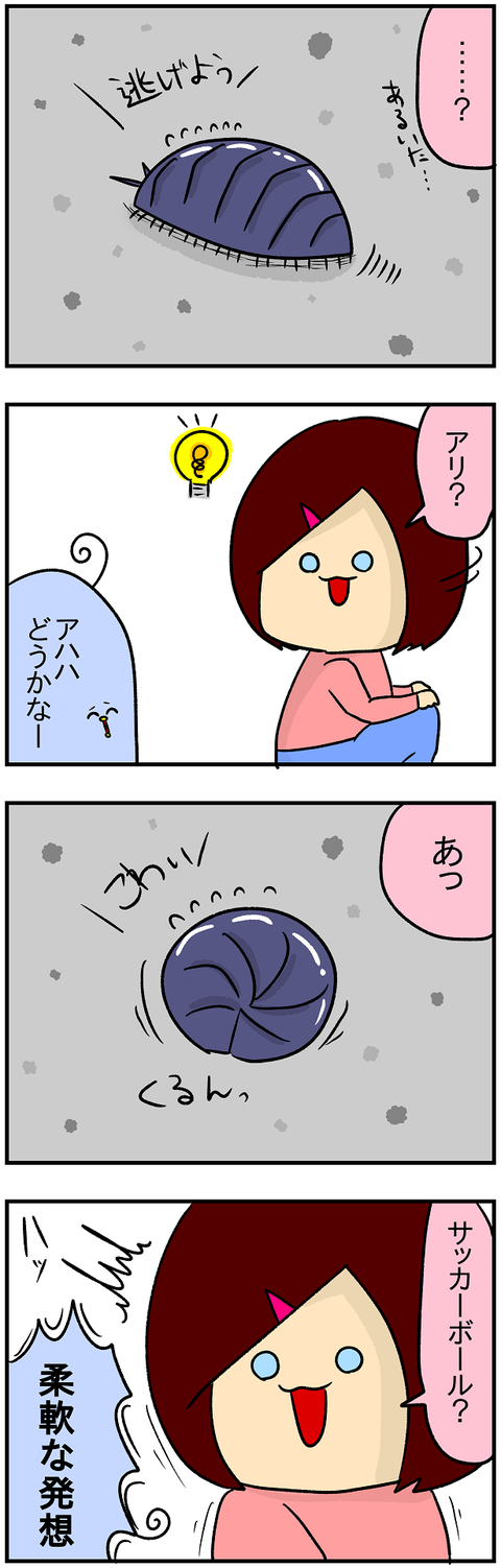 ダンゴムシ2