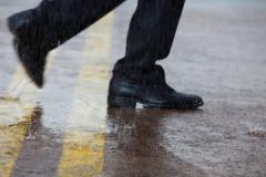 豪雨に出勤の男性(26)が遺体で発見「言葉が出てこない」哀悼